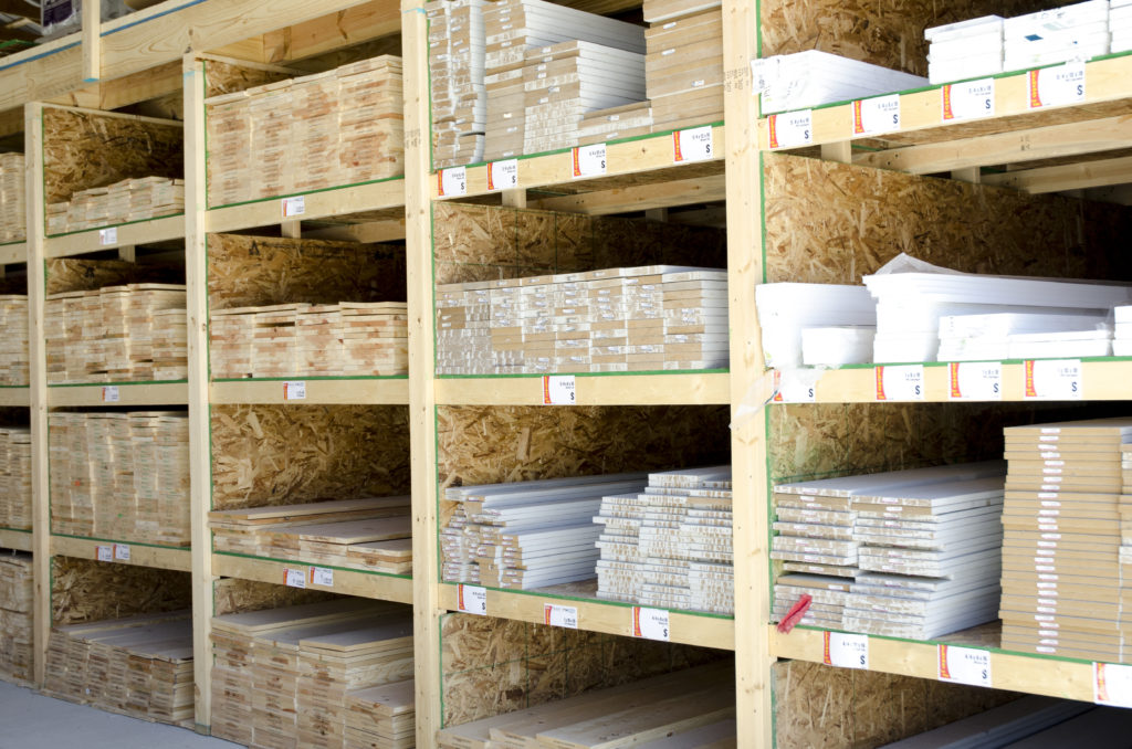 Lumber and Building Supplies | Gillman Home Center