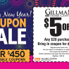 January Coupon Sale!!