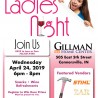 Save the Date: Ladies Night Connersville!