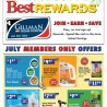 Best Rewards Offers in July!