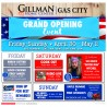Gas City Grand Opening Celebration!!